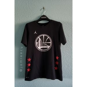 Nike (Boys) | Golden State Warriors All-Star Tee